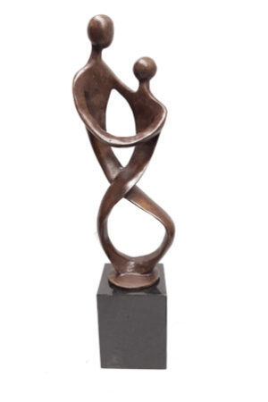 Bronzen sculptuur